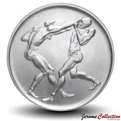 SAINT-MARIN - PIECE de 500 Lires (Argent) - La Boxe - 1980 Km#110