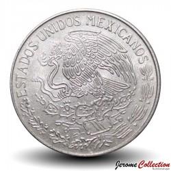 MEXIQUE - PIECE de 1 Peso - José María Morelos y Pavón - 1972