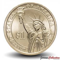 ETATS UNIS / USA - PIECE de 1 Dollar - Séries Présidents : James Monroe - 2008 - P