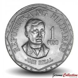 PHILIPPINES - PIECE de 1 Piso - Jose Rizal - 1976 Km#209