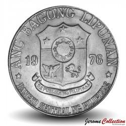 PHILIPPINES - PIECE de 1 Piso - Jose Rizal - 1976
