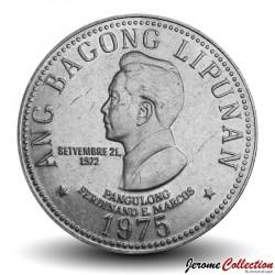 PHILIPPINES - PIECE de 5 Piso - Président Marcos - 1975 Km#210