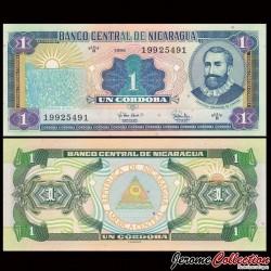NICARAGUA - Billet de 1 Córdoba - 1995 P179a