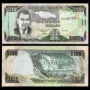 JAMAIQUE - Billet de 100 DOLLARS - 15.1.2011