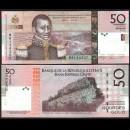 HAITI - Billet de 50 Gourdes - 2010