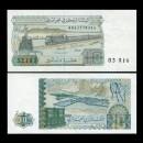 ALGERIE - Billet de 10 Dinars - Train - 1983
