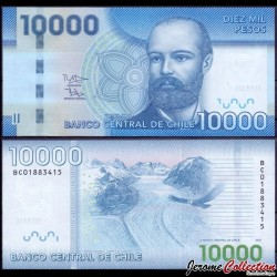 CHILI - BILLET de 10000 Pesos - 2013