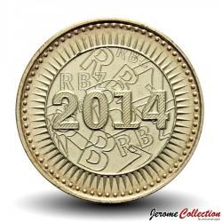 ZIMBABWE - PIECE de 10 Cents - Bond coin - 2014