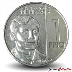 PHILIPPINES - PIECE de 1 Piso - José Rizal - 2018 Km#300
