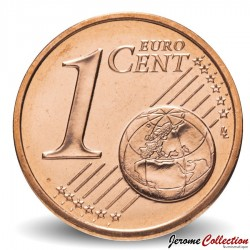 ANDORRE - PIECE de 1 Cent d'Euro - Isard - 2017