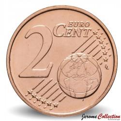 ANDORRE - PIECE de 2 Cents d'Euro - Isard - 2017