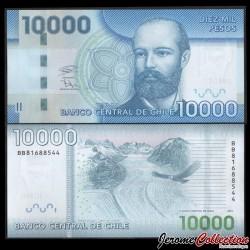 CHILI - BILLET de 10000 Pesos - Condor - 2018 P164g