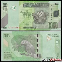 CONGO - BILLET de 1000 Francs - 2005