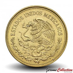 MEXIQUE - PIECE de 100 Pesos - Venustiano Carranza Garza - 1991
