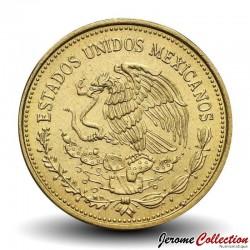 MEXIQUE - PIECE de 100 Pesos - Venustiano Carranza Garza - 1990