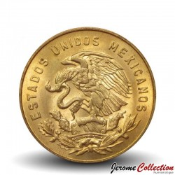 MEXIQUE - PIECE de 5 Centavos - Josefa Ortiz de Domínguez - 1965