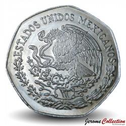 MEXIQUE - PIECE de 10 pesos - Miguel Hidalgo - 1976