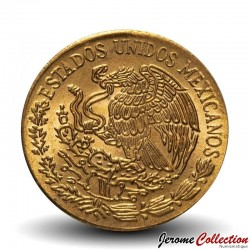MEXIQUE - PIECE de 5 Centavos - Josefa Ortiz de Domínguez - 1976