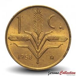 MEXIQUE - PIECE de 1 Centavo - Epi de blé - 1964 Km#417