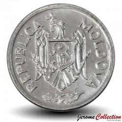 MOLDAVIE - PIECE de 5 Bani - 2006