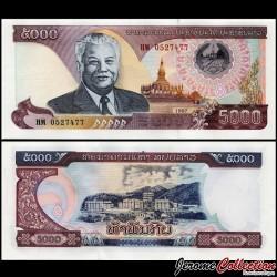 LAOS - Billet de 5000 Kip - 1997 P34a