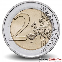 ALLEMAGNE - PIECE de 2 Euro - Genuflexion de Varsovie - 2020 - J - Hambourg