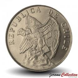 CHILI - PIECE de 1 Centavo - Condor - 1975 Km#206a