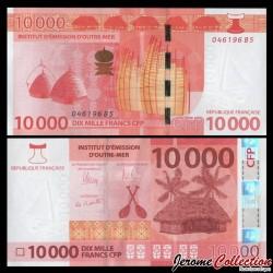 Territoires Français du Pacifique - Billet de 10000 Francs - 2014 P8a