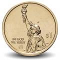 ETATS UNIS / USA - PIECE de 1 Dollar - Industrie et l'innovation - Trustees' Garden - Géorgie - D - 2019 Km#new