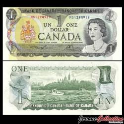 CANADA - Billet de 1 DOLLAR - Elizabeth II - 1973 P85a1