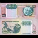 ANGOLA - Billet de 50000 Kwanzas - Cascades de Kalandula - 1991