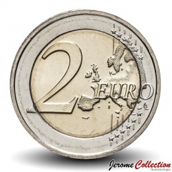 LUXEMBOURG - PIECE de 2 EURO - Grand-Duc Henri - 2015
