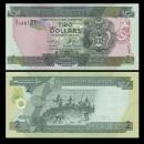 SALOMON (ILES) - Billet de 2 DOLLARS - Pêcheurs - 2006