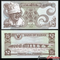 SOUDAN - BILLET de 50 Dinars Soudanais - 1992