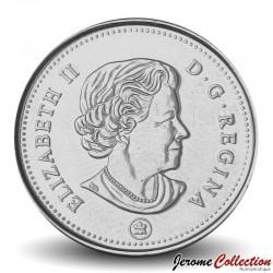 CANADA - PIECE de 10 Cents - Le bateau Bluenose - 2020