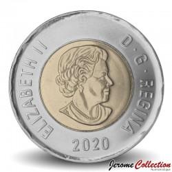 CANADA - PIECE de 2 Dollars - Ours Polaire - 2020