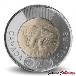 CANADA - PIECE de 2 Dollars - Ours Polaire - 2020 Km#1257