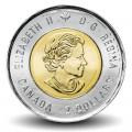 CANADA - PIECE de 2 Dollars - 75 ans de la victoire - 2020 Km#new