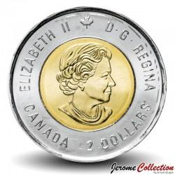 CANADA - PIECE de 2 Dollars - 75 ans de la victoire - Version colorisée - 2020