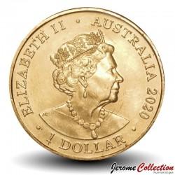 AUSTRALIE - PIECE de 1 Dollar - Donation Dollar - 2020