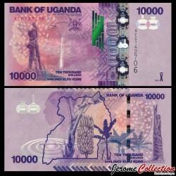 OUGANDA - Billet de 10000 Shillings - 2010 P52a