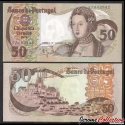 PORTUGAL - Billet de 50 Escudos - Infante Dona Maria - 1980 P174b5