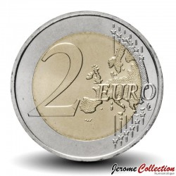SLOVAQUIE - PIECE de 2 Euro - Adhésion Slovaque à l'OCDE - 2020