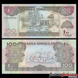 SOMALILAND - Billet de 100 Shillings - 1996 P5b