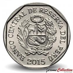 PEROU - PIECE de 1 Sol - Casa Nacional de Moneda - 2015