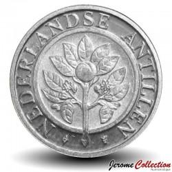 ANTILLES NEERLANDAISES - PIECE de 10 Cents - Fleur d'oranger - 2010