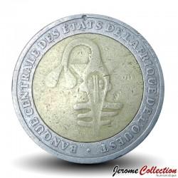 ETATS DE L'AFRIQUE DE L'OUEST - PIECE de 200 FRANCS - 2004
