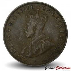 AUSTRALIE - PIECE de 1/2 Penny - George V - 1933