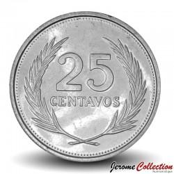 SALVADOR - PIECE de 25 Centavos - José Matías Delgado y León - 1994