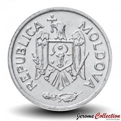 MOLDAVIE - PIECE de 1 Ban - 2013